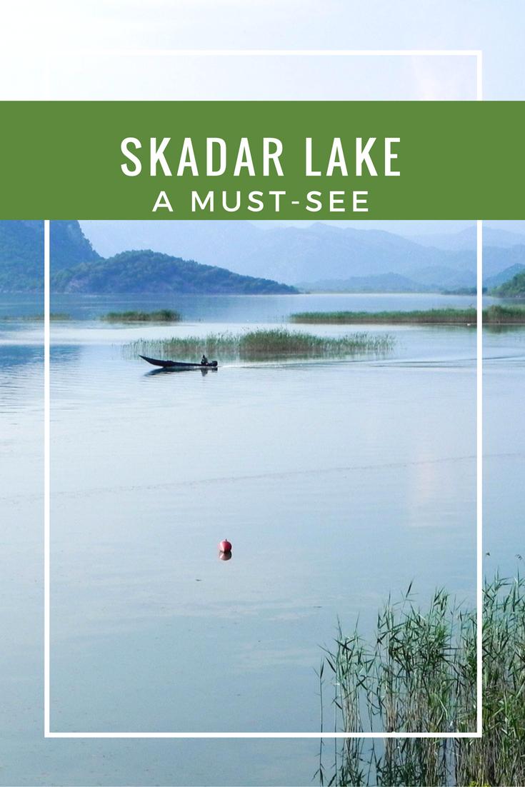 Skadar Lake A Must See