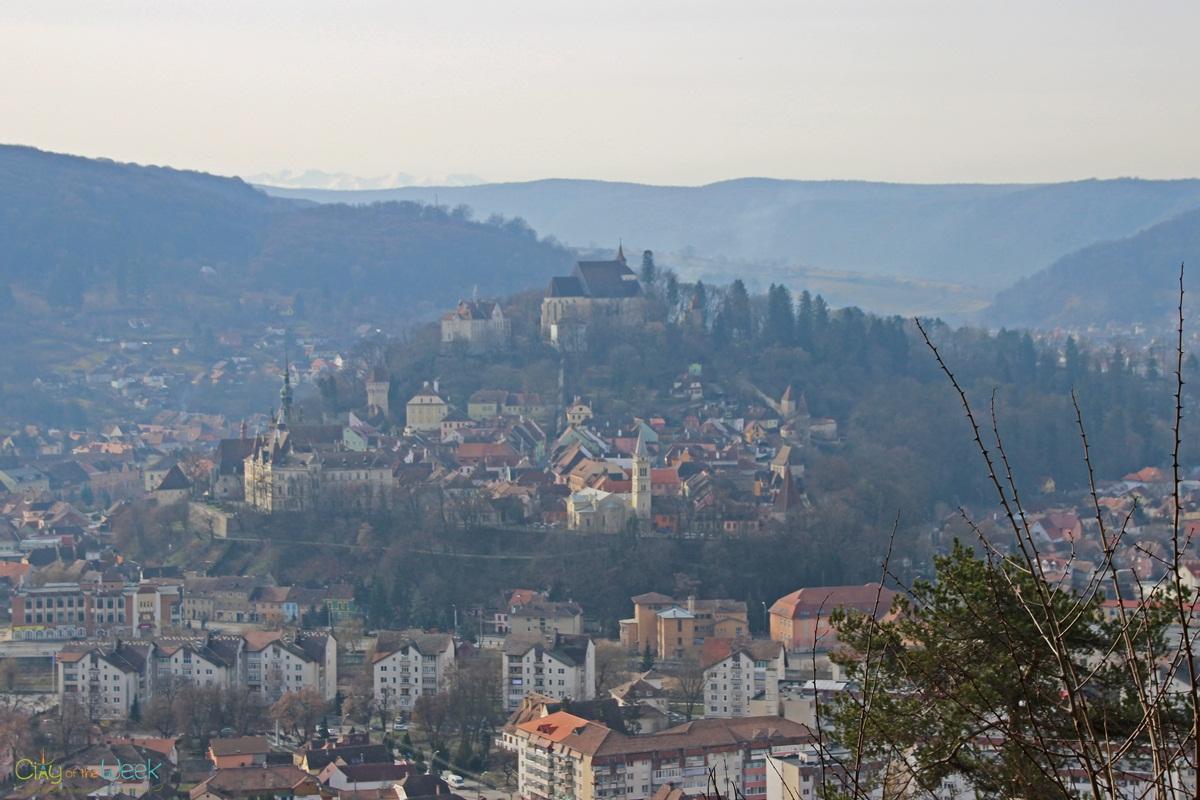 The Best View Of Sighisoara Cityoftheweek